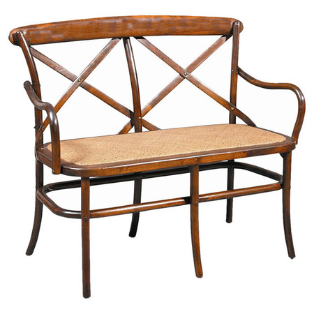 Pleasing I Pinned This Bentwood Bench From The Furniture Classics Gmtry Best Dining Table And Chair Ideas Images Gmtryco