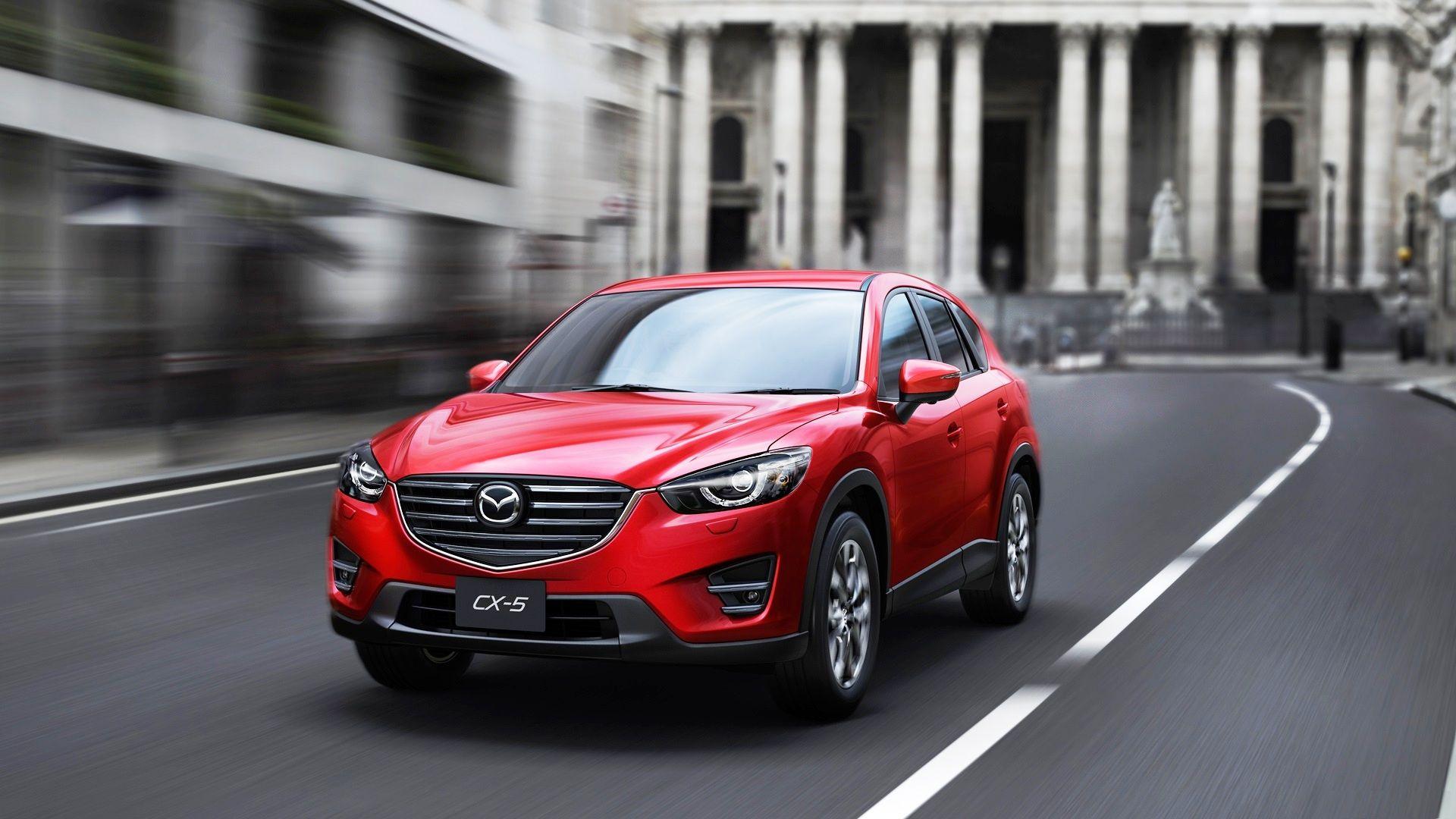 2016 Mazda Cx 5 Red Car Hd Wallpaper Mazda Cars Suv Prices Mazda
