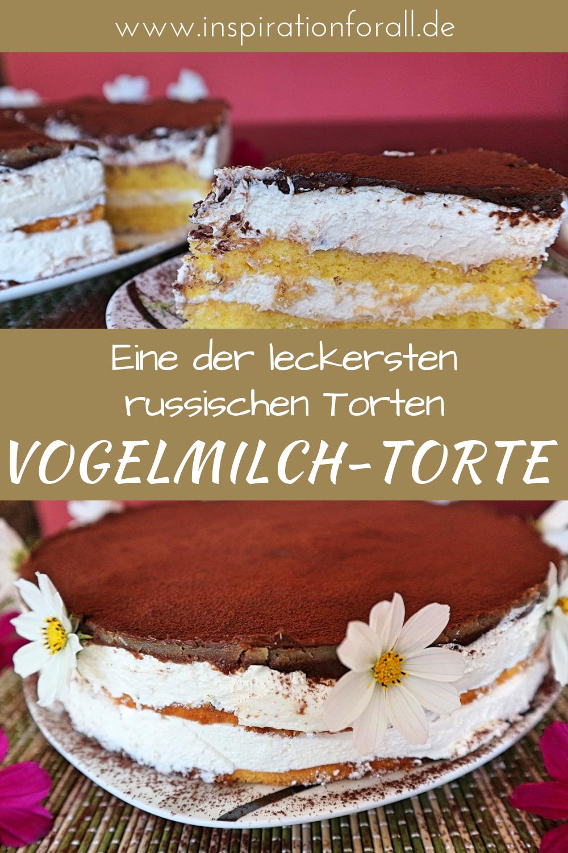 Vogelmilch Torte Leckeres Rezept Fur Einen Zarten Kuchen Leckere