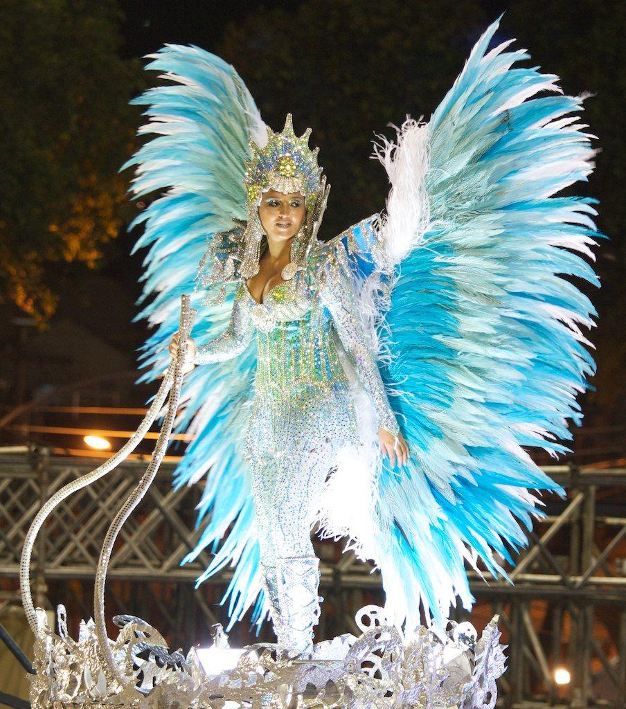 2012 Samba School Parade, Rio De Janeiro, Brazil -4392