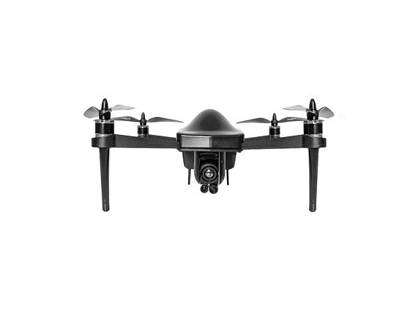 AIRSHADOW, un drone de surveillance, de reconnaissance et