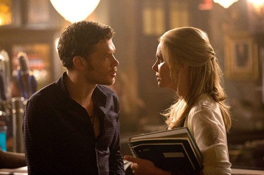 Cami and Klaus.