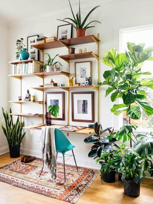 42 Home Office Organization Ideas that Will Make You Feel at Office - InteriorSherpa