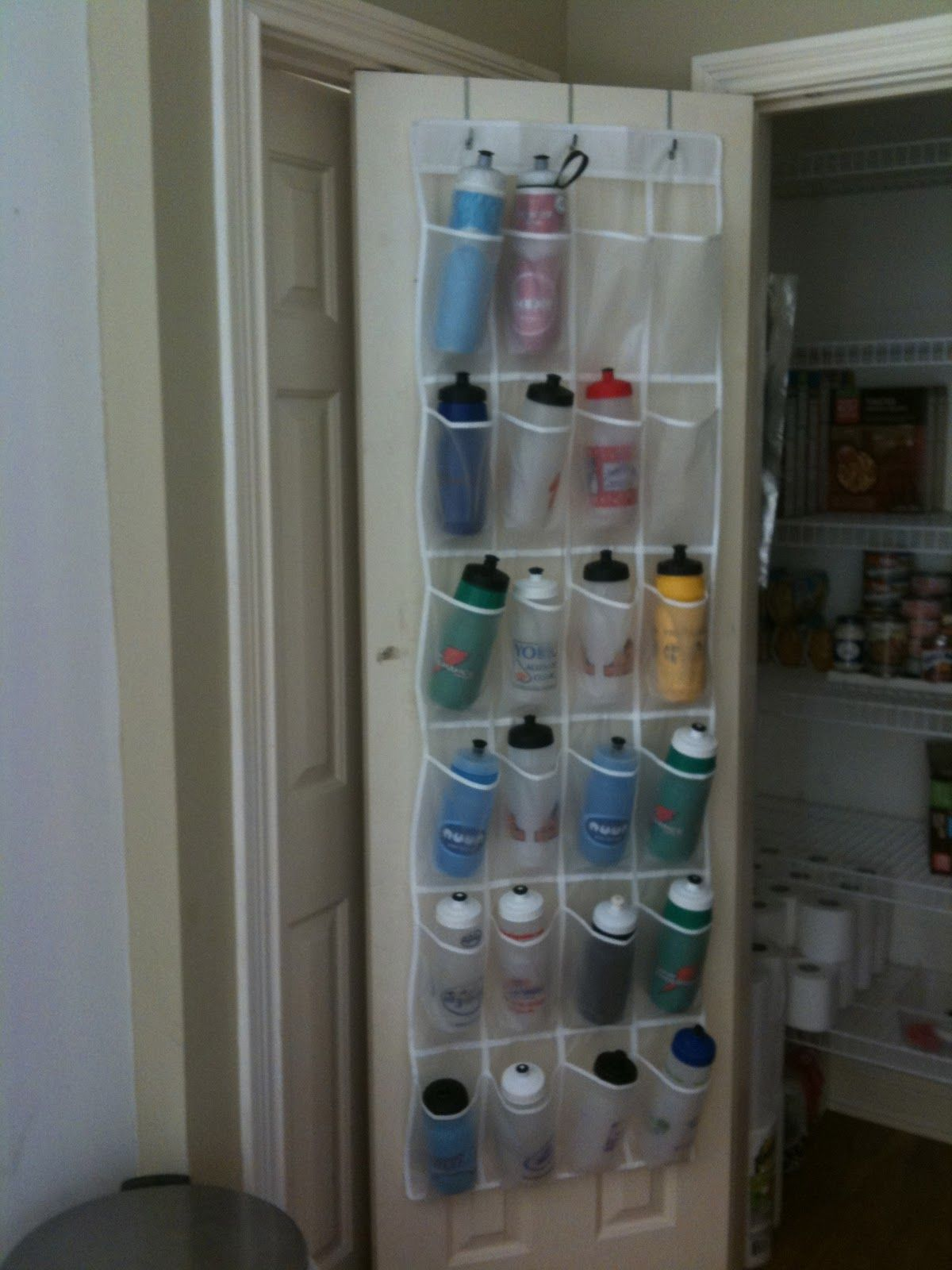 Drink bottle storage in the classroom hack in 2020