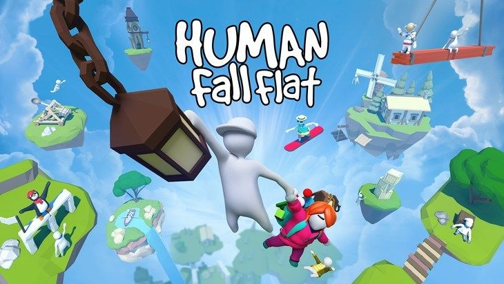 Human Fall Flat Out Now On Google Stadia Fandom Fare Kids Gaming Human Fall Flat Fall Flats Xbox One
