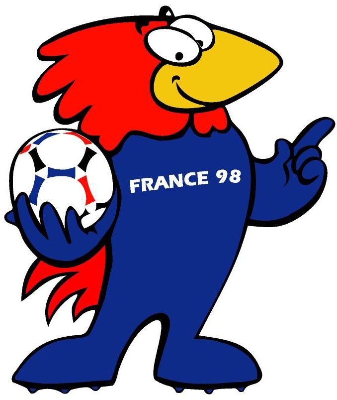 '98 World Cup in France