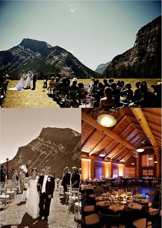 Buffalo Mountain Lodge In Banff Alberta One Of The Canadian Rocky Resorts CRMR Rockies Wedding