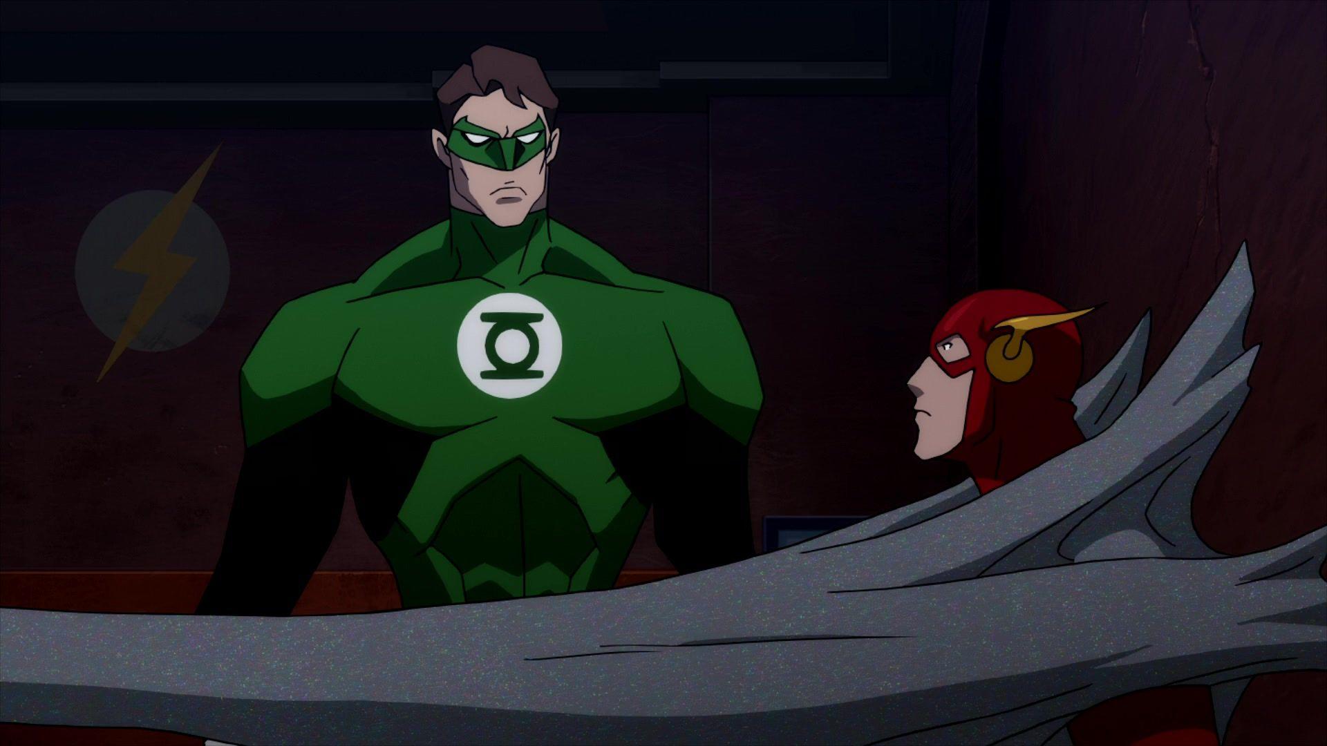 Justice League The Flashpoint Paradox 2013 Flash Point Paradox Green Lantern Hal Jordan Comics