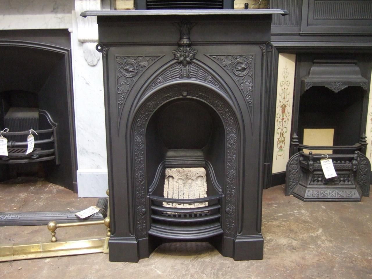 Pin by victorian fireplace shop on victorian fireplaces ...