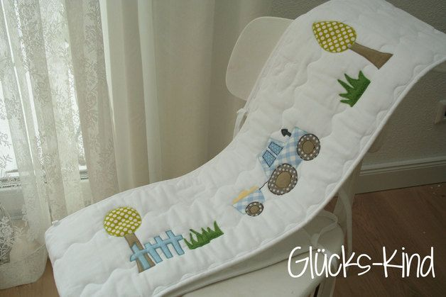 Nestchen - Nestchen/ Bettumrandung - - ein Designerstück von ...