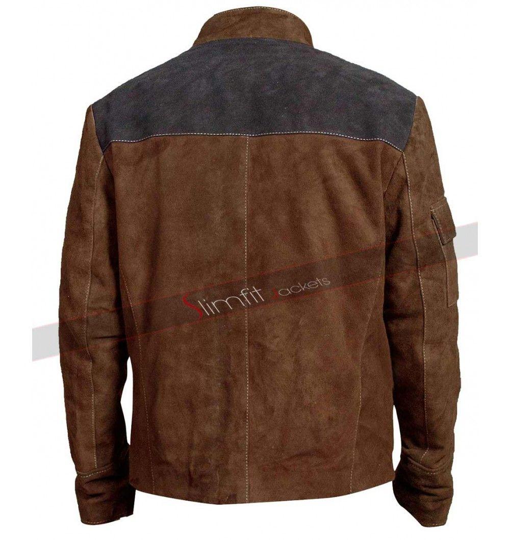 A Star Wars Story Han Solo Alden Ehrenreich Jacket Han Solo Jacket Celebrity Jackets Leather Jacket [ 1059 x 1000 Pixel ]
