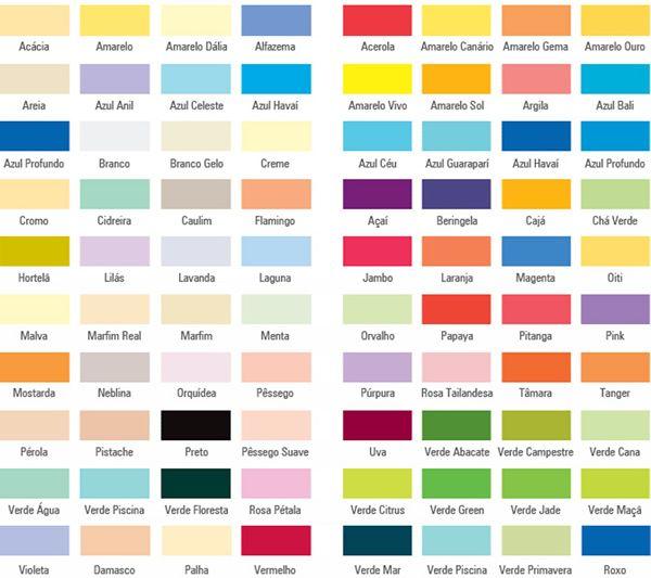 Tintas Suvinil   Suvinil cores, Catalogo de cores suvinil, Tintas ...