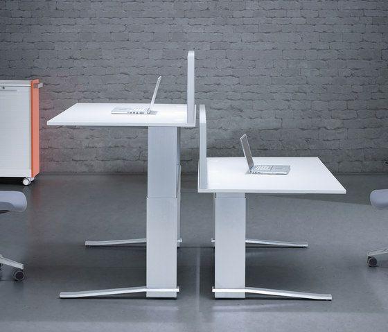 Individual desks | Desks-Workstations | iMOVE-C | LEUWICO. Check it ...