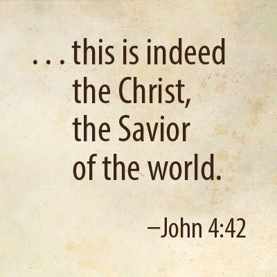 Kuvahaun tulos haulle John 4:42