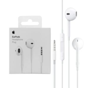 Apple Earpods With 3 5mm Headphone Plug White Headphone Apple White Headphones