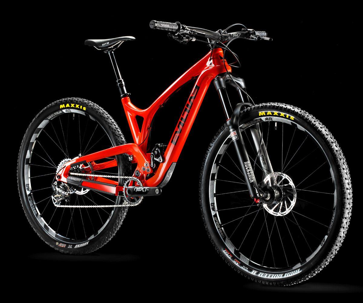 Evil Bikes The Following Short Travel 29er 29 Inch Wheels 1