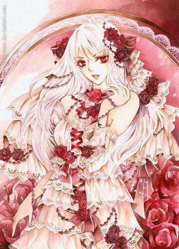 Name Evangeline Title Demon Queen Age ??? Gender