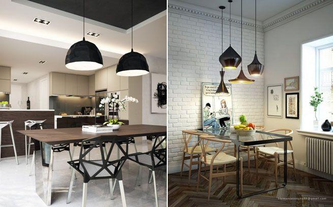 Cuatro comedores bien decorados | Decoración | Pinterest | Comedores ...