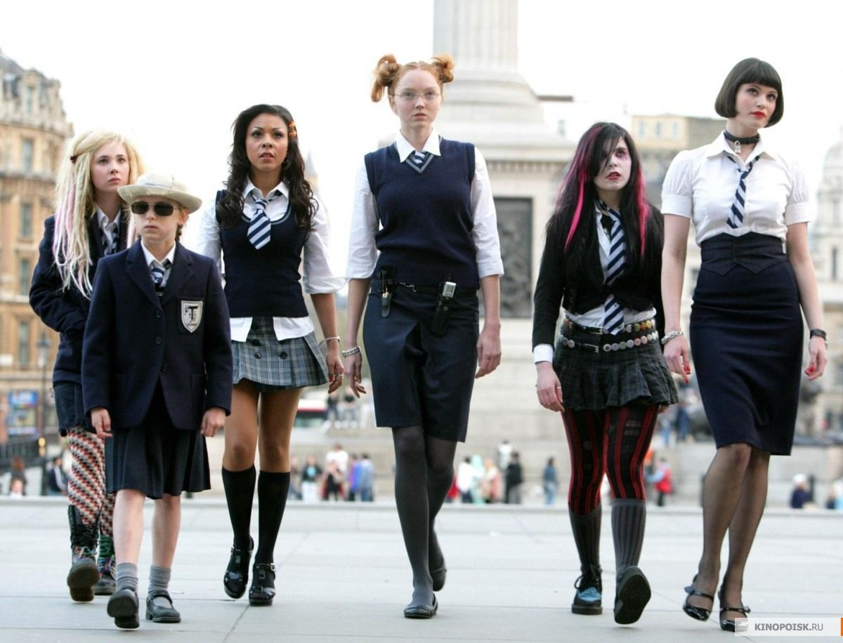 This idea that school uniforms are sexy must change but let's not ban them