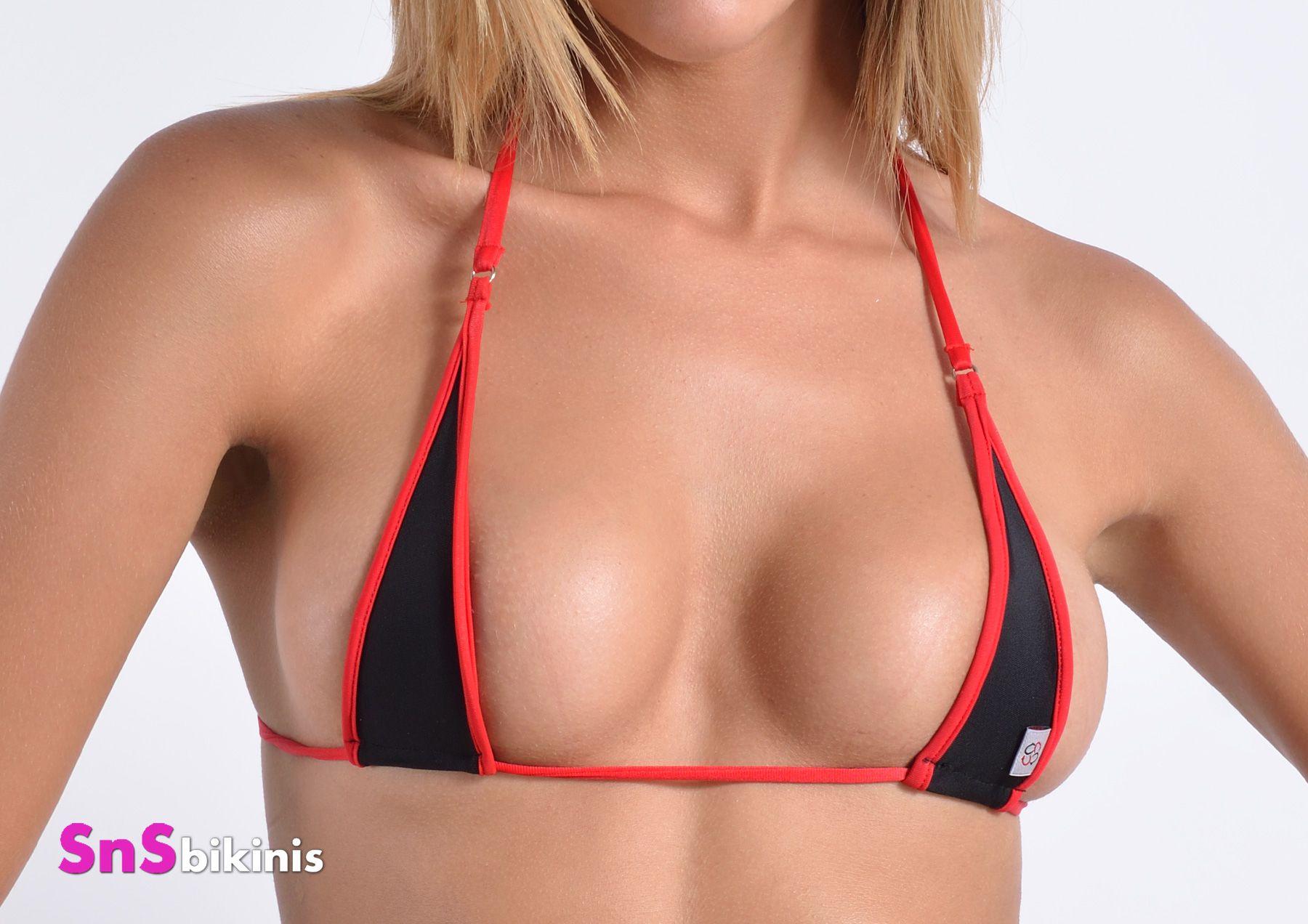 KISS ME Sexy Microbikini G-string bottom -  46.40   SnSbikinis ... 578c4fe560