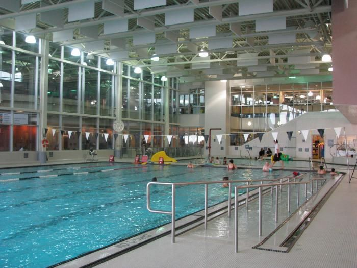 Swimming pools at Shawnessy YMCA  www ymcacalgary org | At