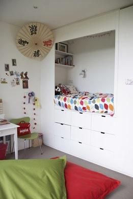 Childrenu0027s Rooms: Built In Beds And Bunks. Kleiner MannNischeKinderzimmer  IdeenHaus ...