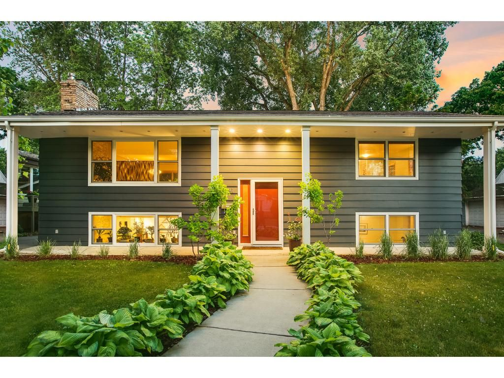 Image Result For 1960 Split Level Exterior Remodel