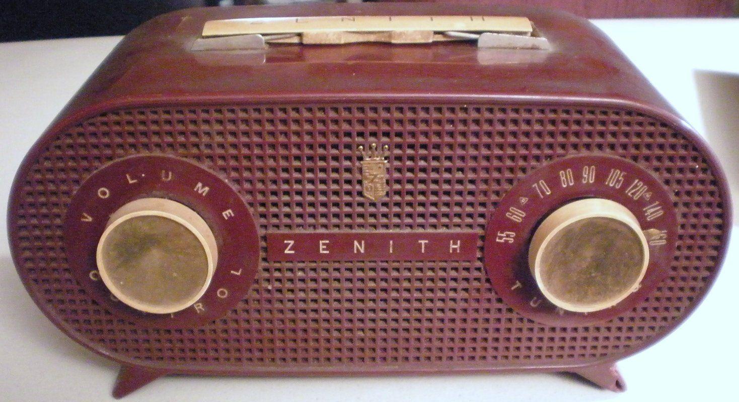 By zenith radio year models Zenith K526
