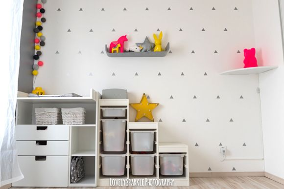 La chambre bébé de Zoé | Kids rooms, Room and Babies