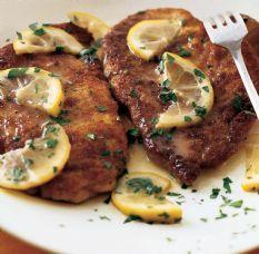 Barefoot Contessa - Recipes - Chicken Piccata