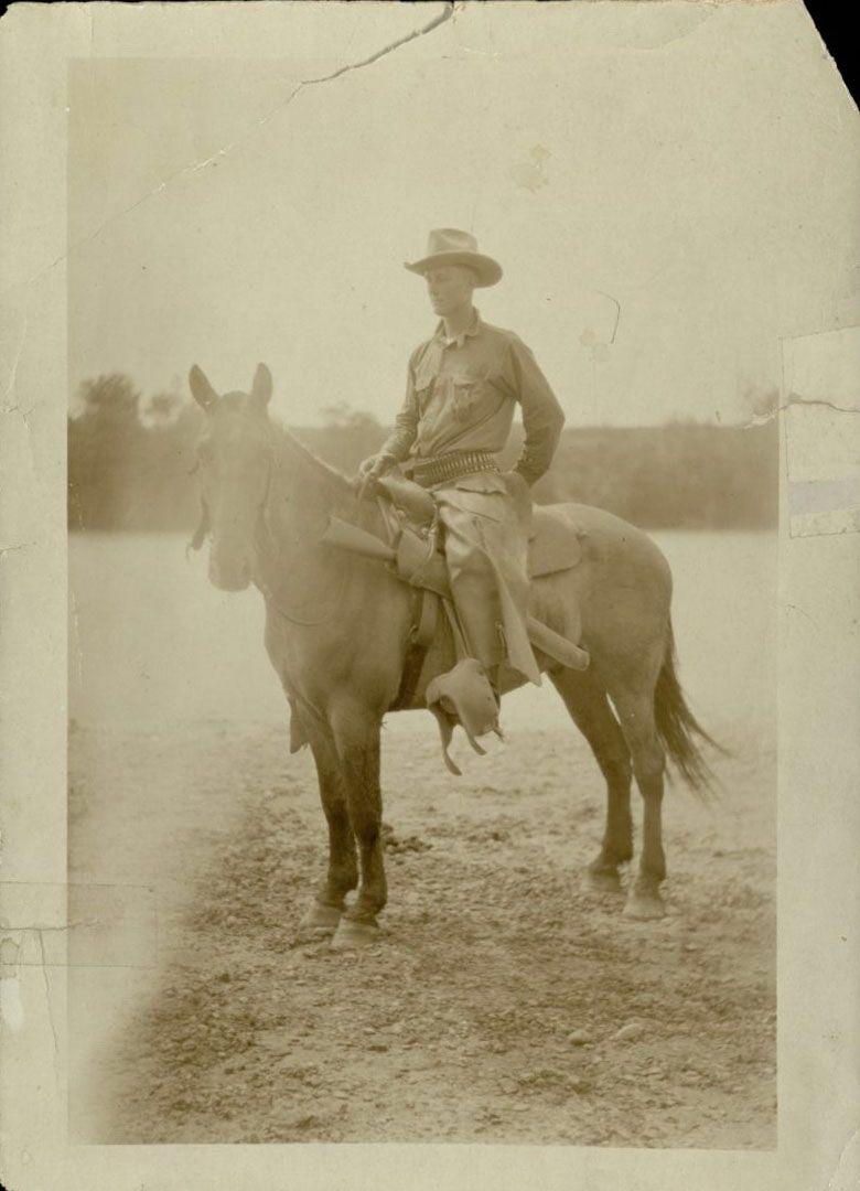 James-Warren-Smith-Sr  Texas Ranger  | Texas Rangers | Texas