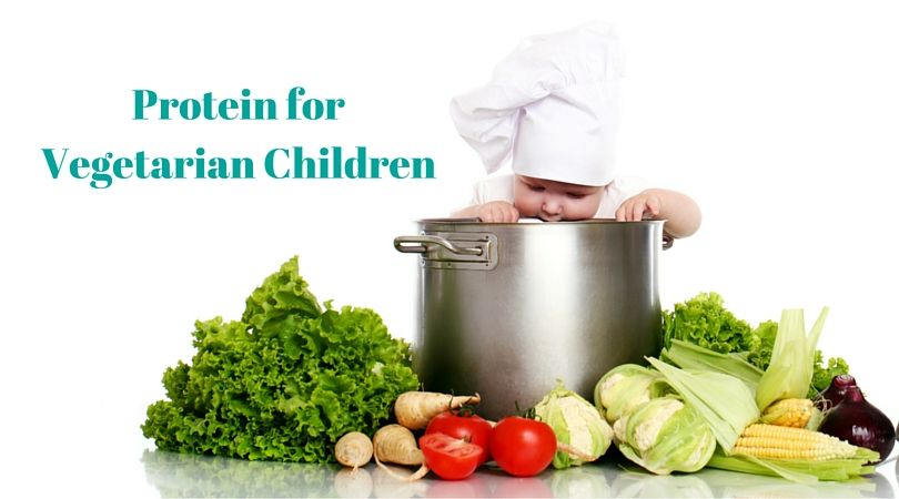 Get Required Protein For Vegetarian Kids Baby Food Essential