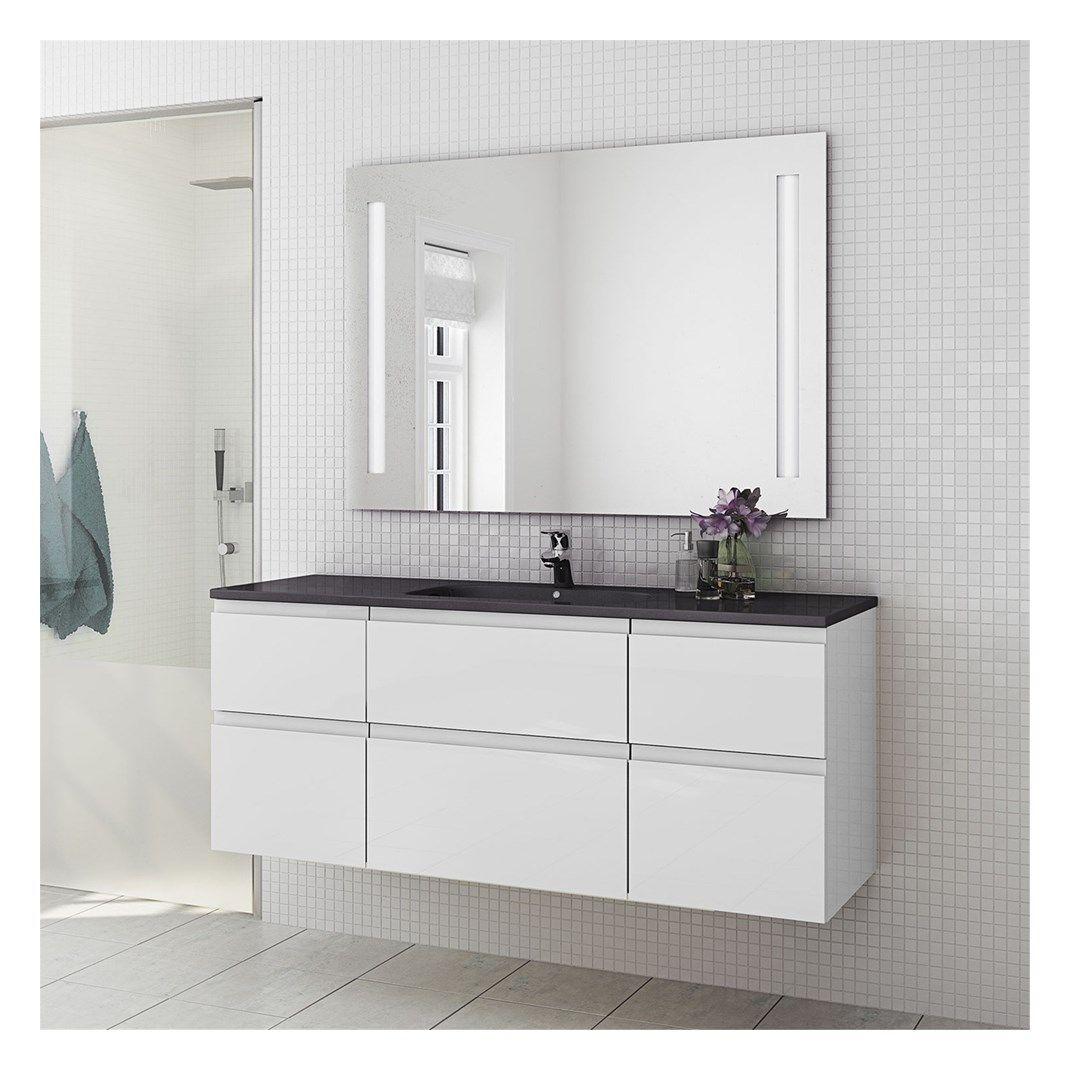 Fabriksnye Badeværelsesmøbel 140 cm med skuffer | Bathroom | i 2019 | Kobber JS-15