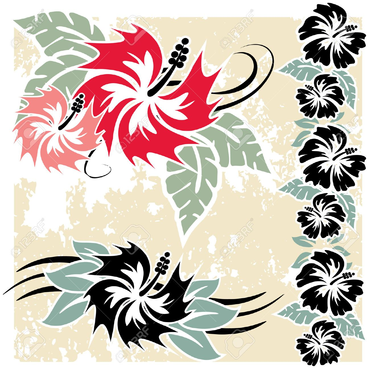 Pin by kimberly rochin on hawaiian hibiscus pinterest hibiscus discover ideas about flower stencils izmirmasajfo