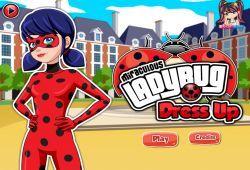 Juego Miraculous Ladybug Cambio De Look Gratis Juego De Laydi Bug