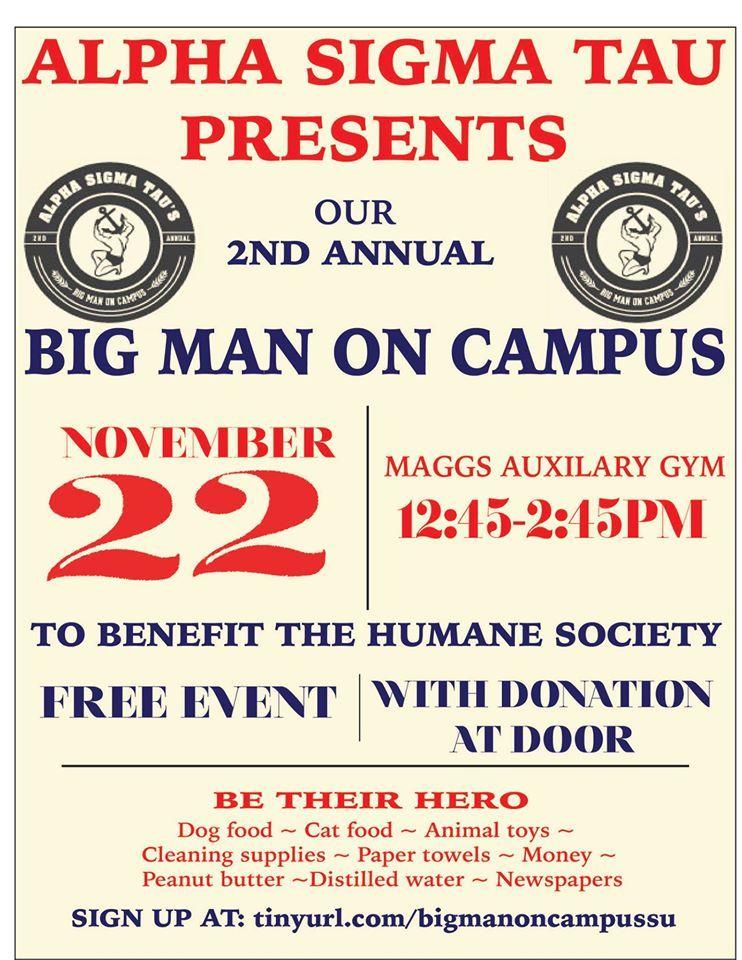 Ast Big Man On Campus Big Men Food Animals Cleaning Toys