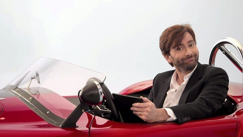 VIDEOS: Create Your Perfect Virgin Media Bundle With David Tennant