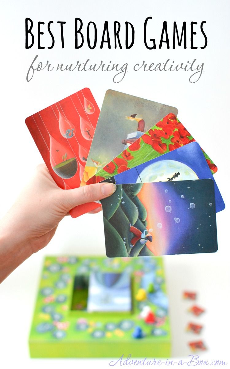 best board games for nurturing creativity kid blogger network activities crafts fun board. Black Bedroom Furniture Sets. Home Design Ideas
