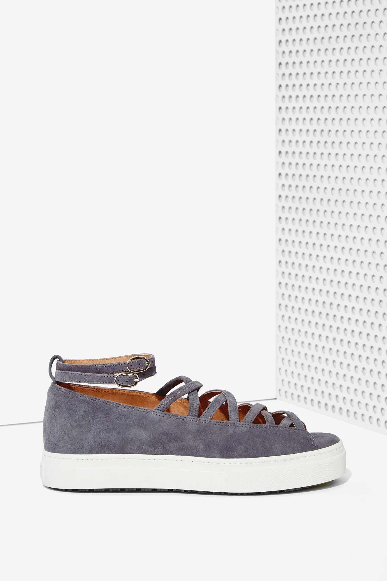 Aisha Shoe Scarpe E Jeffrey Shoes Lattice Style Campbell Suede BqRnn5wfzF