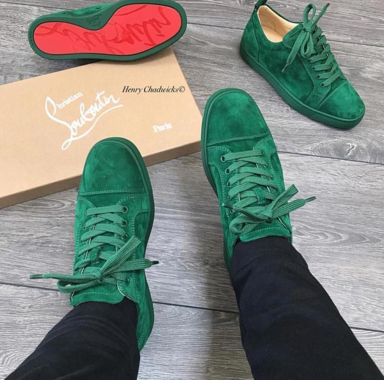 Louis Junior Suede Sneaker