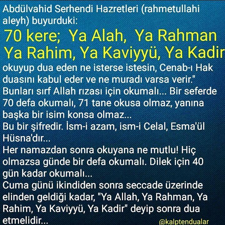 En Guzel Dualar En Kalbi Sozler Duadualar Allah Islam Hadis Namaz Mevlana Kuran Kuranikerim Ayet Kabe Aile Ask Sevgi Huzur G Dua Allah Islam