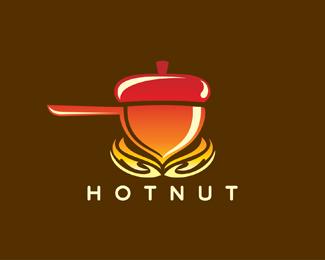 Hotnut Logo Design Ideal Logo For Br Br High End Kitchen