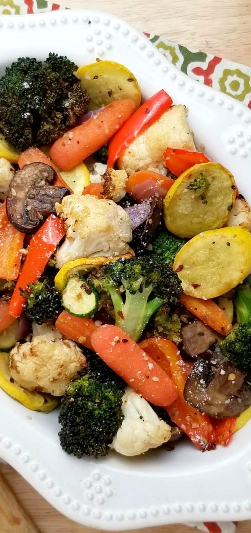 Delicious Air Fryer Roasted Vegetables Recipe in 2020