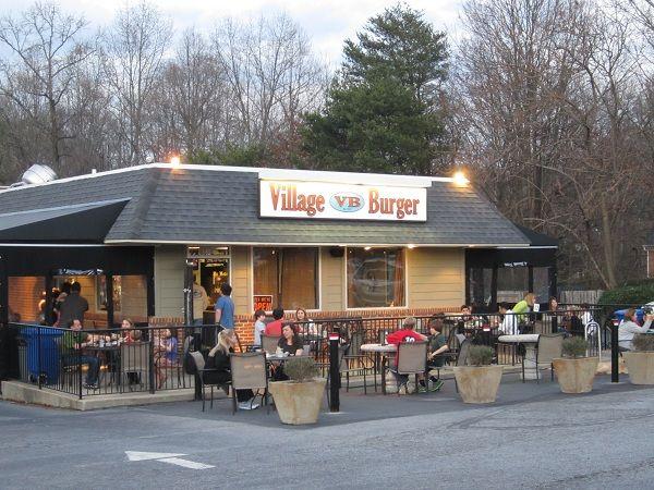 Village Burger Dunwoody Ga Marie Let S Eat Dunwoody