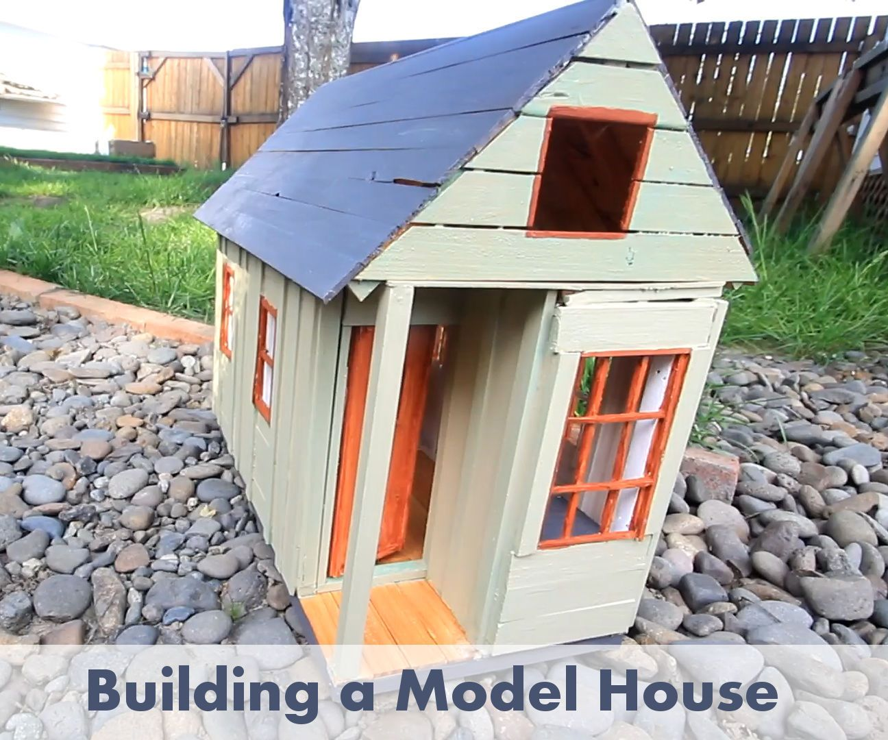 how to build a scale model house | scale models and scale