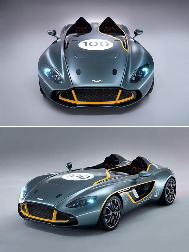 Aston Martin Cc100 Speedster At Werd Com Aston Martin Sports Cars Luxury Classic Cars
