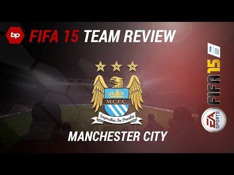 FIFA 15 | MANCHESTER CITY | Team Review | feat. Aguero, Yaya Touré, Hart, Kompany etc. [ENGLISH]
