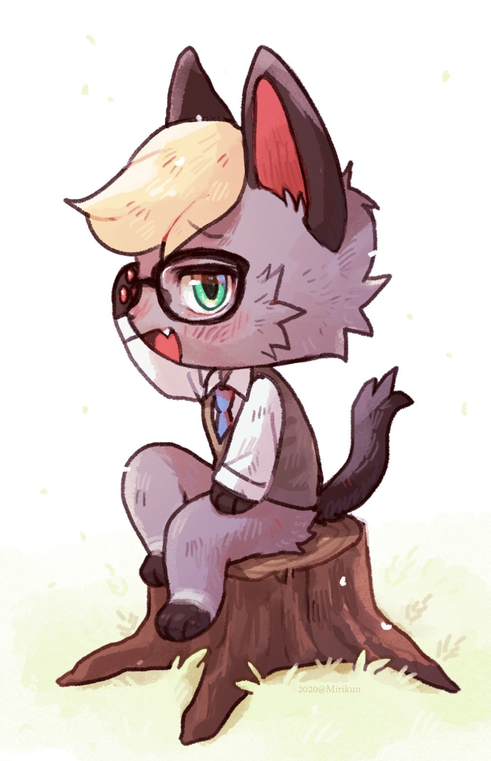 Miri 🕊 on Twitter in 2020 Animal crossing fan art