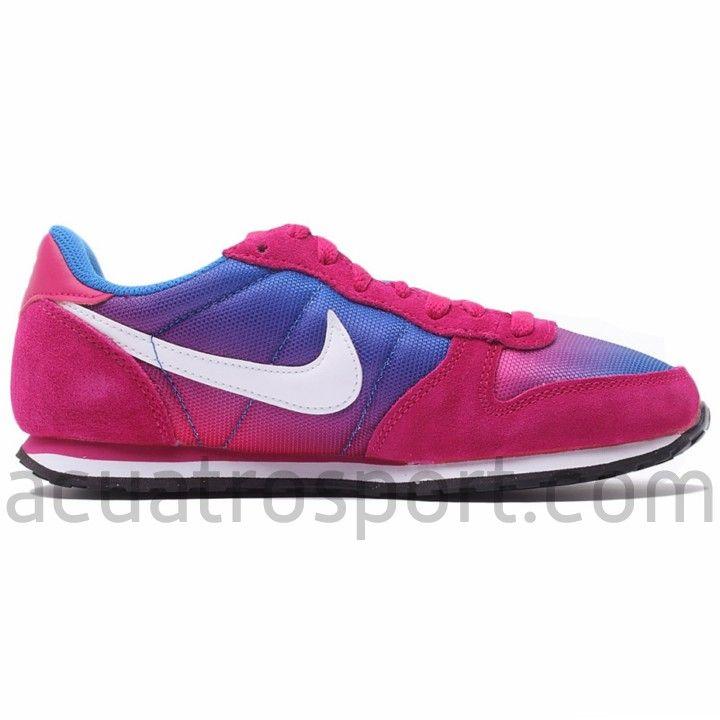 luego Pascua de Resurrección Registro  Zapatillas Moda Nike Genicco Print Rosa Mujer | Moda nike, Nike, Nike air  max