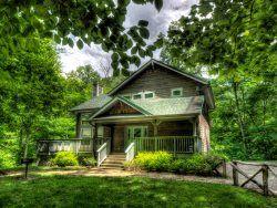 Creekside Cabin Rental Smoky Mountains Bryson City Nc Cabin Bryson City Cabin Rentals Cabin Rentals